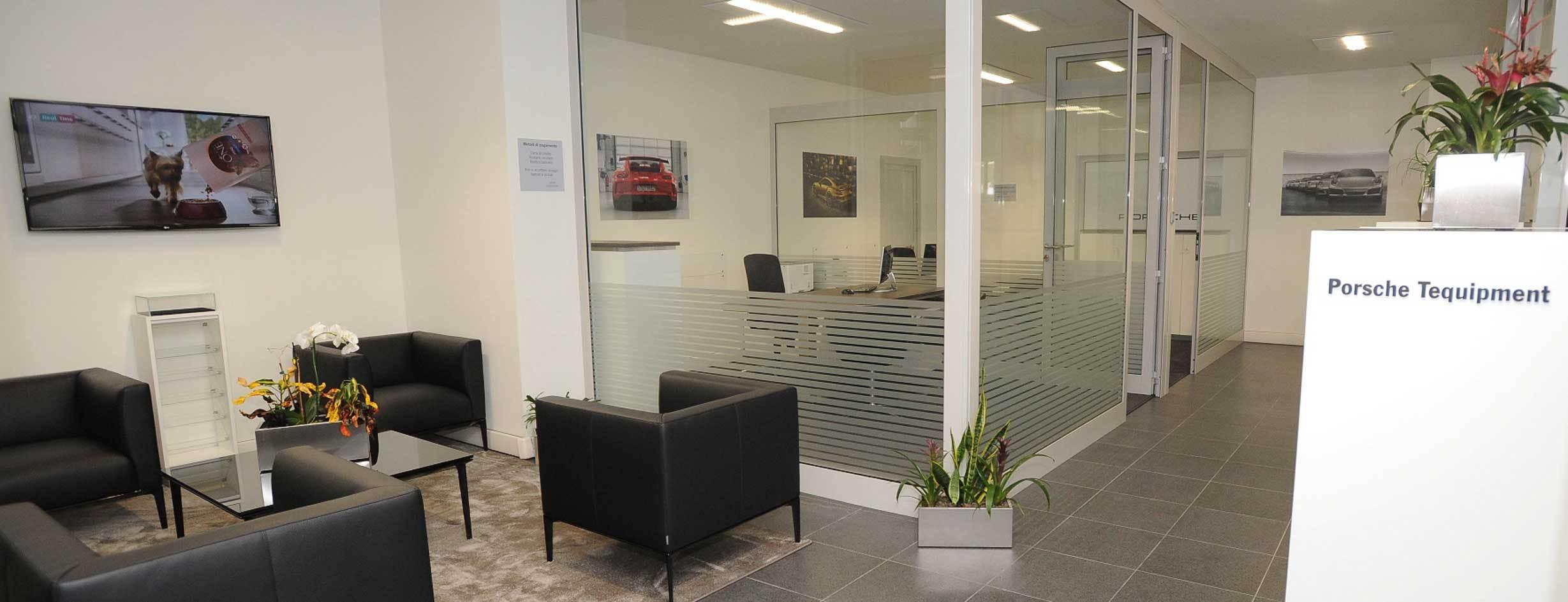 Centro Assistenza Porsche Roma Centro