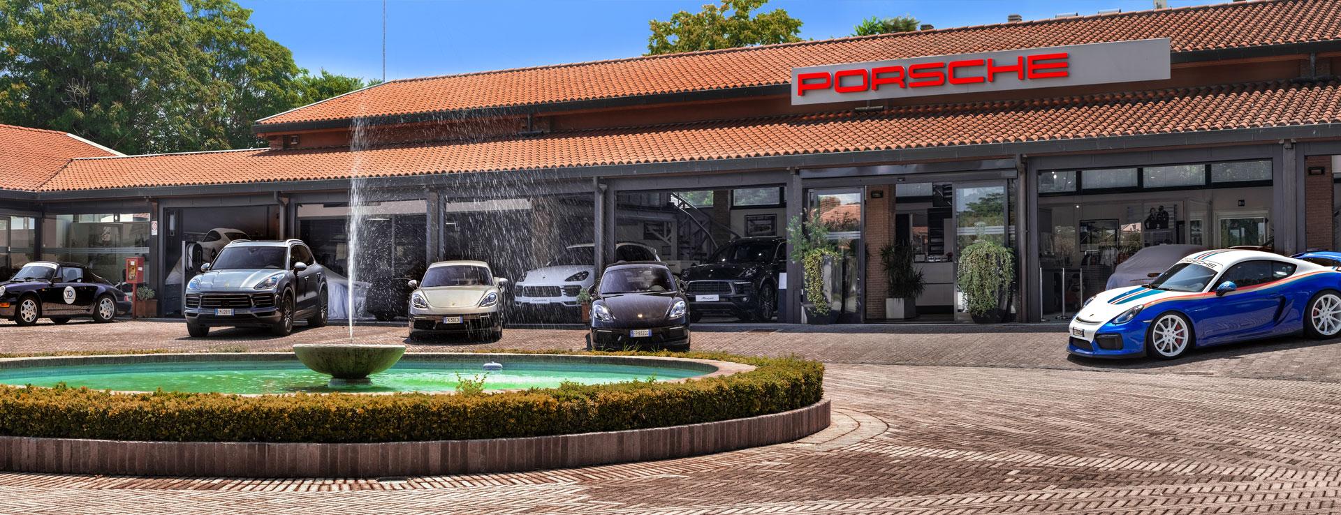 Centro Porsche Roma